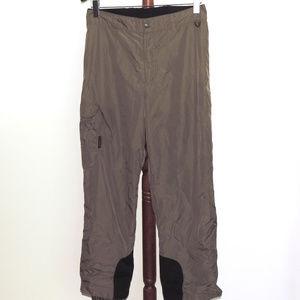 Columbia windbreaker/snowboard pants